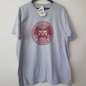 """BNWT Make Originals - """"Van""""couver T-Shirt"""